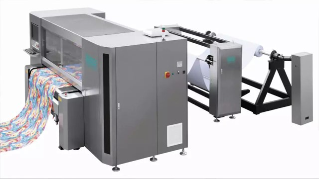 hope gaoke HF01 high speed digital printing machine