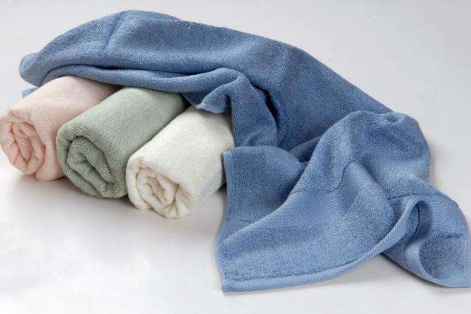 How to kill the bacteria on the towel