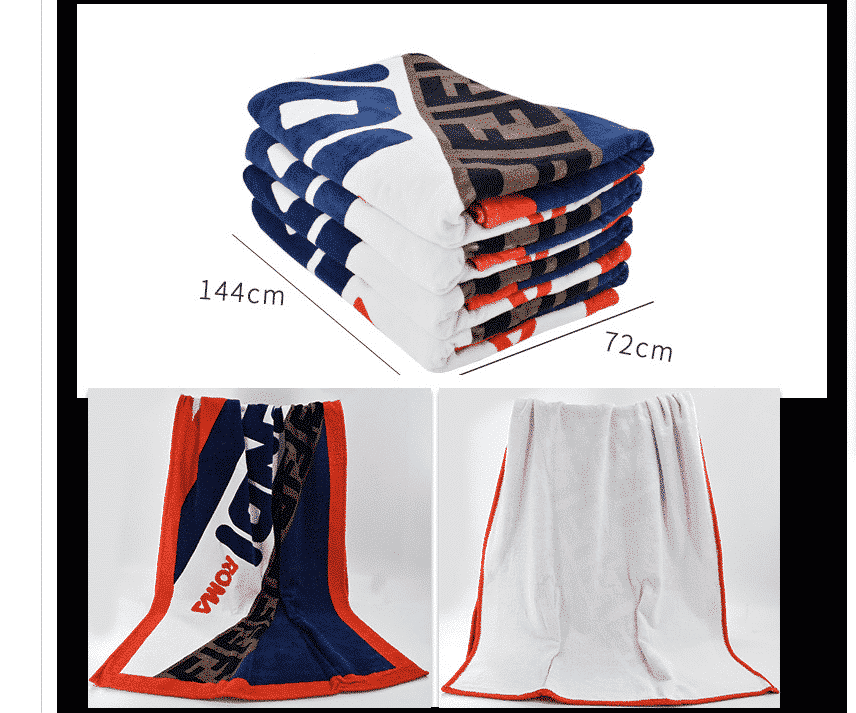 Cool Customized Cotton Digital Printed Towels