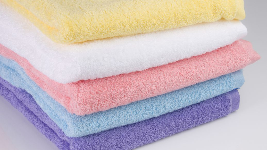 Eight ways to clean towels