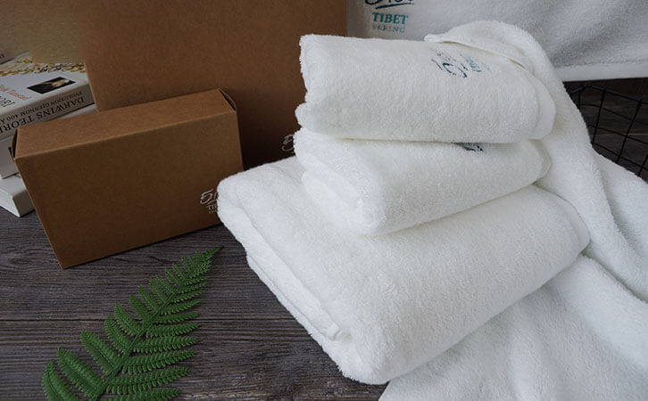 Towel manufacturers talk about the characteristics of cotton towels