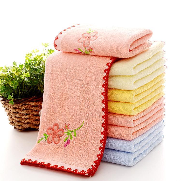 pattern design of digitally printed towels