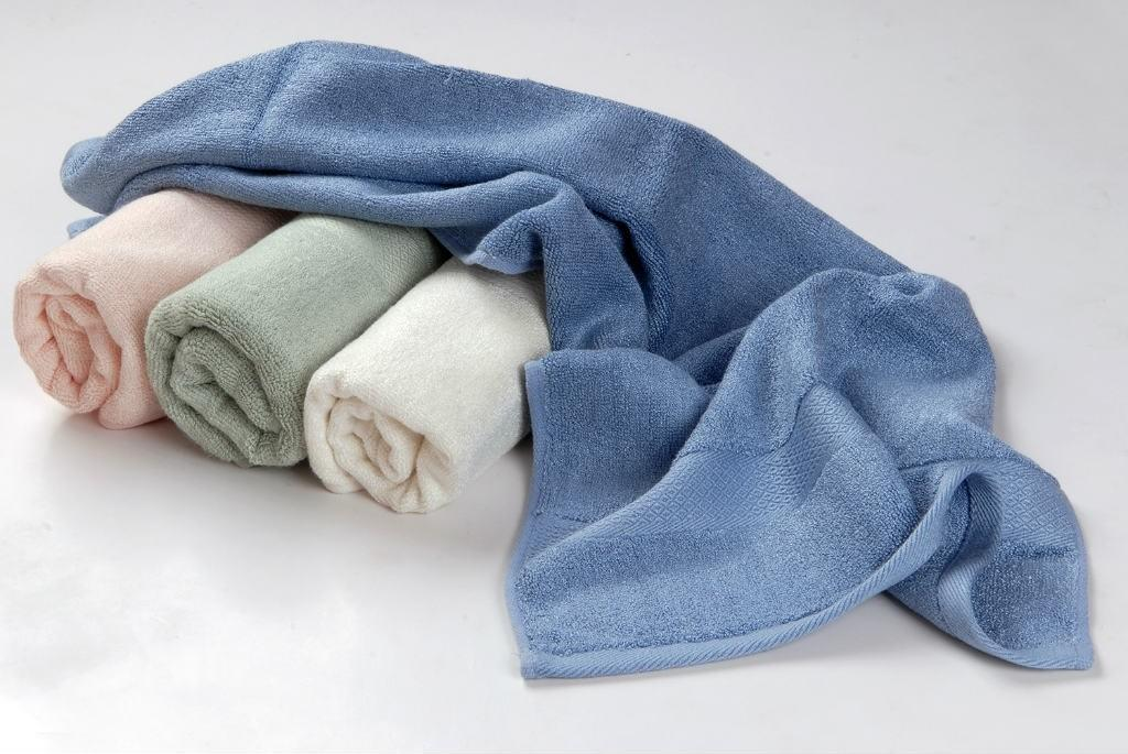 the daily hygiene of the towel